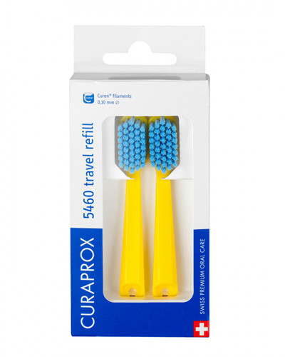 CS 5460 travel refill yellow, duo-pack