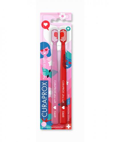 Toothbrush CS 5460 Love Edition, 2 pack